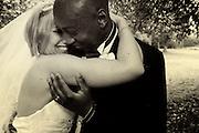 Photographs of Fiona & Gary's wedding day at Woodborough Hall, Nottinghamshire