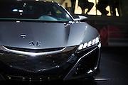 Geneva Motorshow 2013 - Honda concept