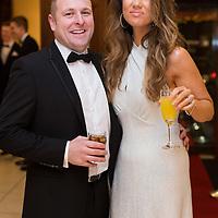 Ballyea Selector Alan Duggan and Michelle Duggan