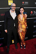 April 8, 2019-New York, New York-United States: (L-R) Nur Alshami and Andrew Goldstein attend the Bronx Museum Gala & Art Auction 2019 held at Capitale on April 8, 2019 in New York City. The Bronx Museum of the Arts is a contemporary art museum that connects diverse audiences to the urban experience through its permanent collection, special exhibitions, and education programs that strive to reflect the borough's dynamic communities. (Photo by Terrence Jennings/terrencejennings.com)