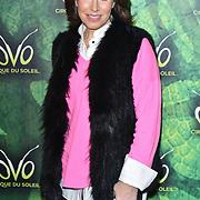 London, England, UK. 10th January 2018. Natasha Kaplinsky arrives at Cirque du Soleil OVO - UK premiere at Royal Albert Hall.