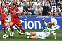 Camille Abily Lyon, Lena Goessling Wolfsburg  <br /> Reggio Emilia 26-05-2016 <br /> Wolfsburg - Lyon <br /> Women's Champions League Final . Foto Andrea Staccioli / Insidefoto