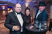 Scott Longman organised an evening event at Glaziers hall nearby London Bridge on Thursday, Sept 9, 2021. This was an important evening which intended to show serious intentions about Longman's upcoming elections. (VX Photo/ Vudi Xhymshiti)