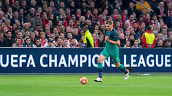 08-05-2019 NED: Semi Final Champions League AFC Ajax - Tottenham Hotspur, Amsterdam<br /> After a dramatic ending, Ajax has not been able to reach the final of the Champions League. In the final second Tottenham Hotspur scored 3-2 / Jan Vertonghen #5 of Tottenham Hotspur