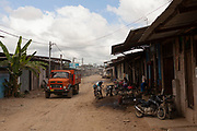 Delta 1, one of the main gold mining towns in the Peruvian Amazon.