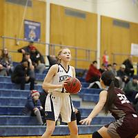 Women's Basketball: Carleton College Knights vs. Augsburg University Auggies