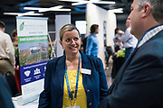 Elizabeth Thelen from M7 at Wisconsin Entrepreneurship Conference at Venue 42 in Milwaukee, Wisconsin, Wednesday, June 5, 2019.