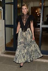 Emma Roberts seen leaving Dior Dinner in Paris <br /><br />3 July 2018.<br /><br />Please byline: PalaceLee/Vantagenews.com