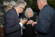 NIKKI BELL; DORIS SAATCHI; BEN LANGLANDS Party  to celebrate Julia Peyton-Jones's  25 years at the Serpentine. London. 20 June 2016