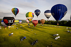 Bristol, England- Bristol International Balloon Fiesta 2016
