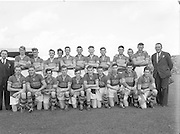 Tipperary Minor football team. All Ireland finalists...25.09.1955  25th September 1955