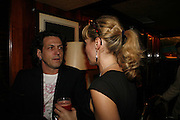 Stephen Webster and Anastasia, Plum Sykes, book launch party, Annabel's, Berkeley Square, London, W1,10 May 2006.  Matthew Williamson, Catherine Vautrin, Laudomia Pucci host party to celebrate 'The Debutante Divorcee'. ONE TIME USE ONLY - DO NOT ARCHIVE  © Copyright Photograph by Dafydd Jones 66 Stockwell Park Rd. London SW9 0DA Tel 020 7733 0108 www.dafjones.com