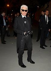 NOV 22 2012 Karl Lagerfeld Marie Claire Fashion Prix