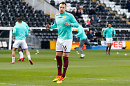 Aston Villa defender John Terry (26) during the EFL Sky Bet Championship match between Fulham and Aston Villa at Craven Cottage, London, England on 17 February 2018. Picture by Andy Walter.