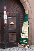 winery wine shop domaine du vieux pressoir m schlosser andlau alsace france