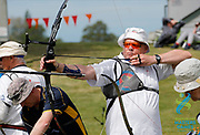 2020 South Island Masters Games<br /> ARCHERY<br /> Timaru<br /> Photo KEVIN CLARKE ANZIPP CMG SPORT ACTION IMAGES<br /> 10/10/2020<br /> ©cmgsport2020