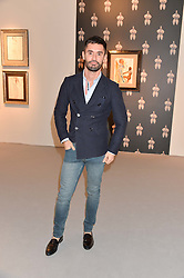 JEAN BERNARD FERNANDEZ VERSINI at the PAD London 10th Anniversary Collector's Preview, Berkeley Square, London on 3rd October 2016.