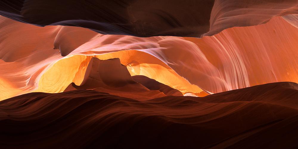 Upper Antelope Canyon. June 2014.