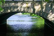 The Canal in Riga, Latvia