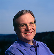 Paul Allen, co-founder of Microsoft and billionaire.