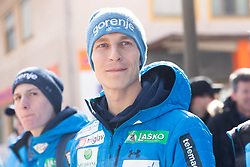 Jurij Tepes during  press conference of Ski jumping Planica 2019, on March 20, 2019, in Slovenian railways, Slovenia. Photo by Matic Ritonja / Sportida
