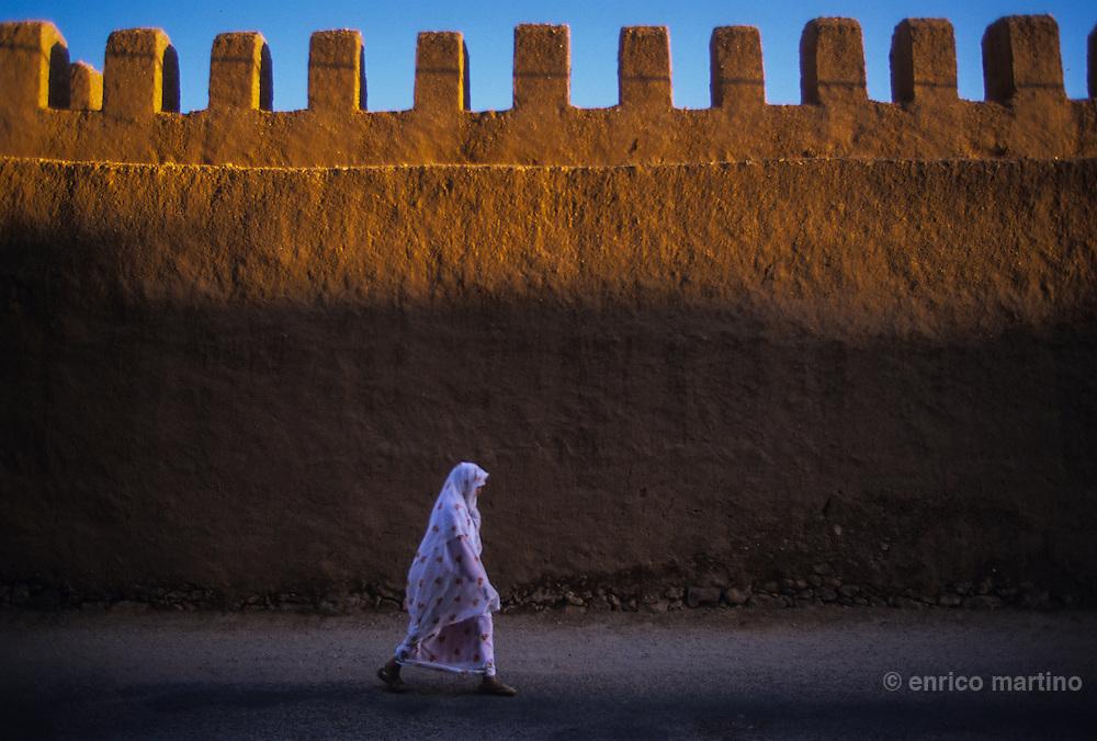 Tiznit, the last Morocco's city before the Western Sahara desert.