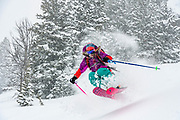 Lynsey Dyer, Jackson Hole, WY