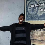 NLD/Amsterdam/20150115 - Perspresentatie De Vrek, Sergio Hasselbaink