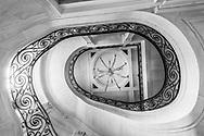Stairway, Villa Maria, Water Mill, NY, Long Island