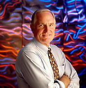 Craig Barrett became Intel's fourth President in May of 1997, and CEO  in 1998.
