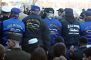 Veterans and Former Crewmembers at The 2008 Veterans Day  Ceremonies at the Intrepid Sea, Air, & Space Musem on November 11, 2008 in NYC