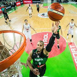 20171107: SLO, Basketball - FIBA Champions League 2017/18, KK Petrol Olimpija vs Umana Reyer Venezia