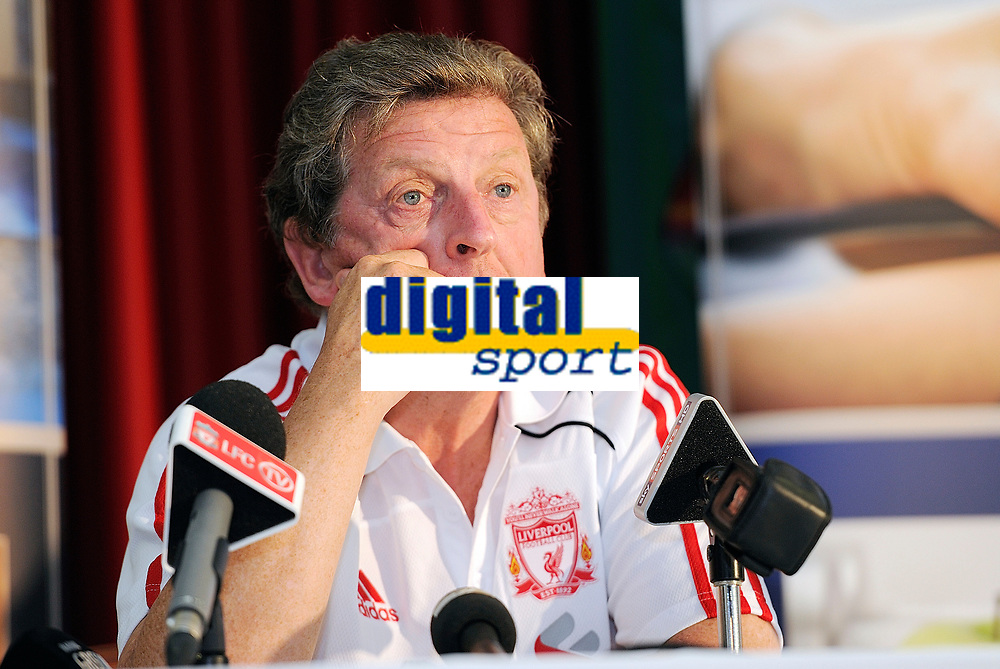 Roy Hodgson, Trainer von Liverpool FC © Michael Zanghellini/EQ Images