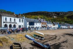 Shore Street, Ullapool, Highlands of Scotland<br /> <br /> (c) Andrew Wilson   Edinburgh Elite media