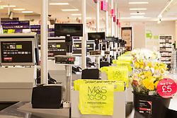 Marks & Spencer, Lakeside shopping centre, Thurrock, Essex UK 2014