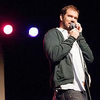 Matt Ruby as Daniel Tosh - Schtick or Treat 2012 - November 4, 2012 - Littlefield