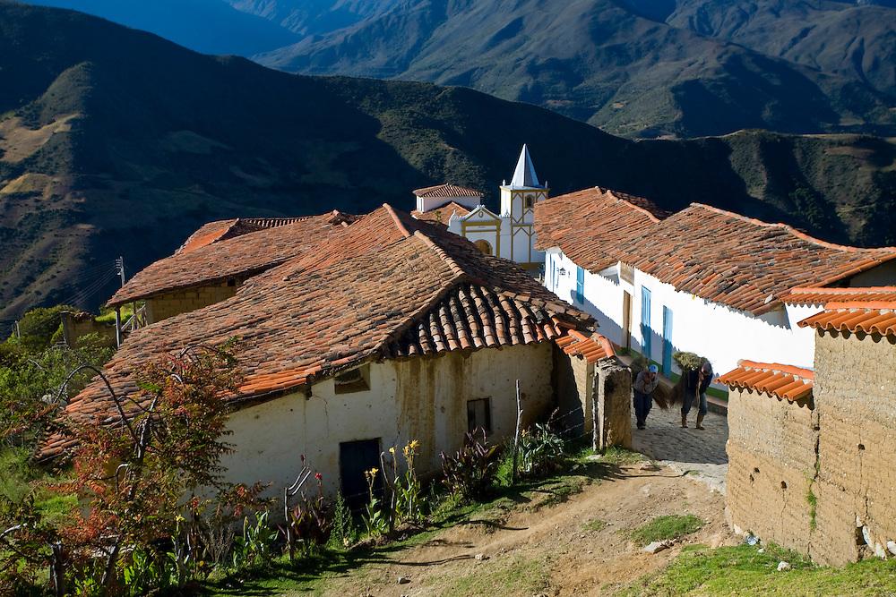 Merida_VEN, Venezuela...Regiao montanhosa em Merida...Mountainous region of Merida...Foto: JOAO MARCOS ROSA / NITRO