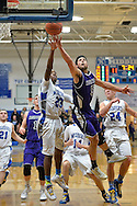Keystone vs Midview boys varsity basketball on December 6, 2014. Images © David Richard and may not be copied, posted, published or printed without permission.