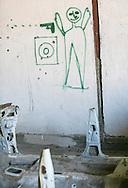 Graffiti in Basra, Iraq.