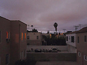 From: Los Angeles, Dedicated to Raymond Chandler. Series of photographs from one window, second floor, over two year period.