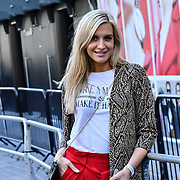 Victoria Brown is a Model & Influencer attend London Fashion Week SS20 at 180 Strand on 17 September 2019, London, UK.