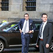 NLD/Amsterdam/20151125 - Koning Willem Alexander reikt Erasmusprijs 2015 uit, Prins Constantijn