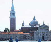 San Giorgio Maggiore is one of the islands of Venice, It is famous for the church that was consecrated to St George. The Church of San Giorgio Maggiore, designed by Palladio and was finished in 1566.The Monastery of San Giorgio was established in 982.
