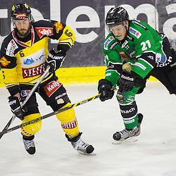 20150111: SLO, Ice Hockey - EBEL League 2014/15, HDD Telemach Olimpija vs EC Vienna Capitals