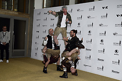 April 12, 2018 - Berlin, Germany - voXXclub.Echo Pop Verleihung, Berlin, Germany - 11 Apr 2018.Credit: MichaelTimm/face to face (Credit Image: © face to face via ZUMA Press)