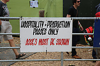 Glastonbury 2021 cancelled due to covid 19 photo by David court