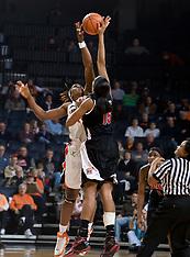 20080118 - #4 Maryland at Virginia (NCAA Women's Basketball)
