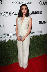 Glamour Celebrates 2016 Women of the Year Awards - Los Angeles.<br /> 14 Nov 2016<br /> Pictured: Constance Wu.<br /> Photo credit: Jaxon / MEGA<br /> <br /> TheMegaAgency.com<br /> +1 888 505 6342