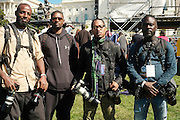 Washington, D.C-Oct 10: Photographers attends the Million Man March 20th Anniversary March aka JusticeOrElse March held in Washington, D.C. on October 10, 2015.  Photo by Terrence Jennings/terrencejennings.com