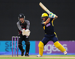 Will Smith of Hampshire in action.  - Mandatory by-line: Alex Davidson/JMP - 02/08/2016 - CRICKET - The Ageas Bowl - Southampton, United Kingdom - Hampshire v Somerset - Royal London One Day
